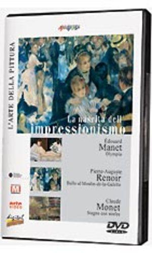LA NASCITA DELL'IMPRESSIONISMO (DVD)