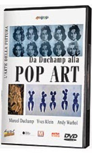 DA DUCHAMP ALLA POP ART YVES KLEIN ANDY WARHOL (DVD)