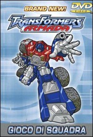 TRANSFORMERS ARMADA 02 (DVD)
