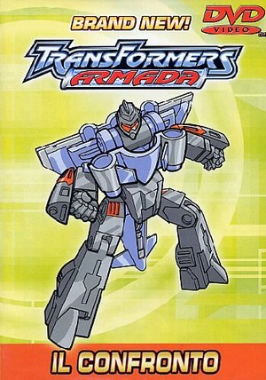 TRANSFORMERS ARMADA 03 (DVD)