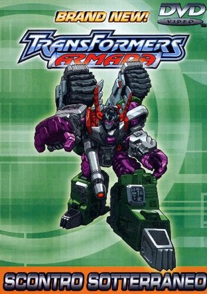 TRANSFORMERS ARMADA 04 (DVD)