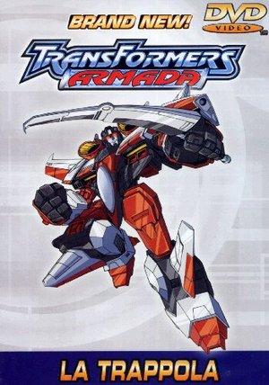 TRANSFORMERS ARMADA 06 (DVD)