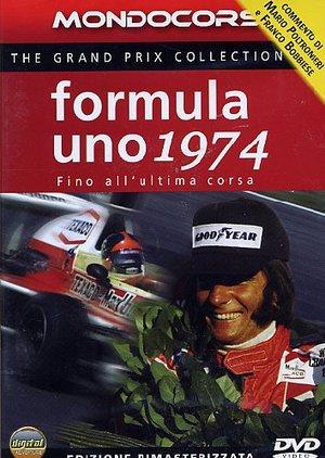 FORMULA UNO 1974 - FINO ALL'ULTIMA CORSA (DVD)