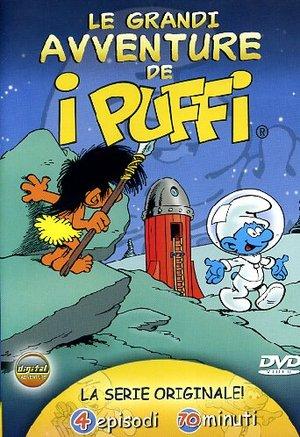 I PUFFI 01 - LE GRANDI AVVENTURE DEI PUFFI (DVD)