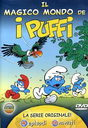 I PUFFI 02 - IL MAGICO MONDO DEI PUFFI (DVD)