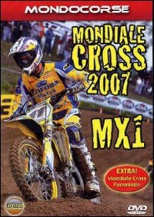 MONDIALE CROSS 2007 CLASSE MX1 (DVD)