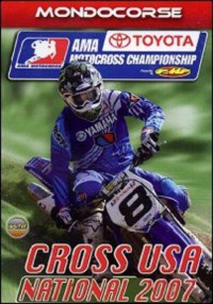 MOTOCROSS USA NATIONAL 2007 (DVD)