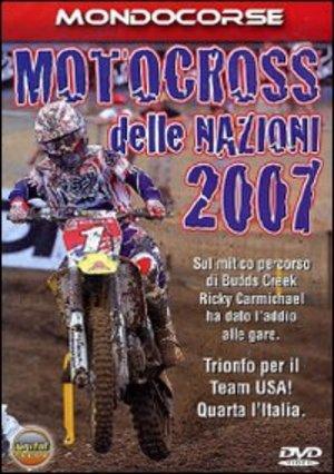 MOTOCROSS DELLE NAZIONI 2007 (DVD)
