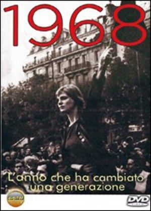 1968 - L'ANNO CHE HA CAMBIATO UNA GENERAZIONE (DVD+LIBRO) IVA ESENTE (DVD)