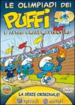 I PUFFI - LE OLIMPIADI DEI PUFFI (DVD)