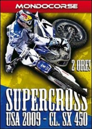 SUPERCROSS USA 2009. CL. SX 450 IVA ASS. (DVD)