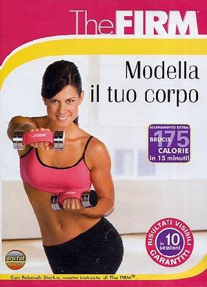 THE FIRM - MODELLA IL TUO CORPO (DVD+BOOKLET) (DVD)