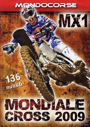 MONDIALE CROSS 2009 MX1 (DVD+BOOKLET)IVA ASSOLTA (DVD)
