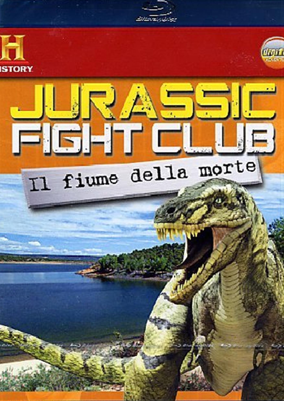 JURASSIC FIGHT CLUB - IL FIUME DELLA MORTE (BLU-RAY)