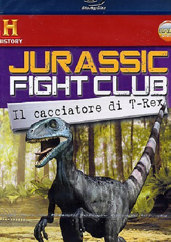 JURASSIC FIGHT CLUB - IL CACCIATORE T-REX (BLU-RAY)