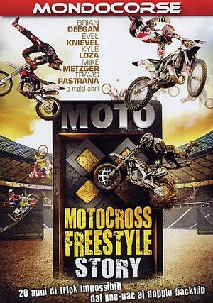 MOTOCROSS FREESTYLE STORY (DVD)