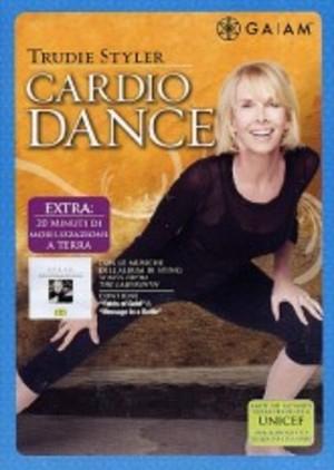 TRUDY STYLER - CARDIO DANCE - ES. IVA (DVD)
