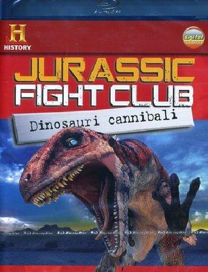 JURASSIC FIGHT CLUB - DINOSAURI CANNIBALI (BLU-RAY+BOOKLET) - IVA ES.