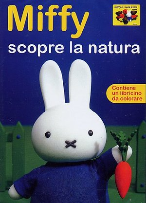 MIFFY #03 (DVD+BOOKLET) - IVA ES. (DVD)