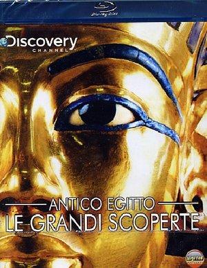 ANTICO EGITTO - LE 10 PIU' GRANDI SCOPERTE (BLU-RAY+BOOKLET) - IVA ES.