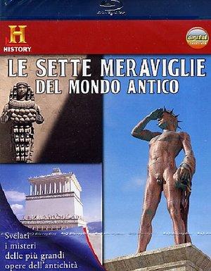 LE SETTE MERAVIGLIE DEL MONDO ANTICO (BLU-RAY+BOOKLET) - IVA ES.