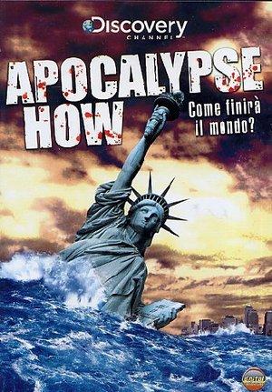APOCALYPSE HOW (DVD+BOOKLET) IVA ES. (DVD)