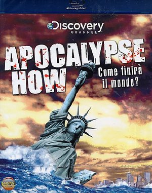 APOCALYPSE HOW (BLU-RAY+BOOKLET) (BLU-RAY )