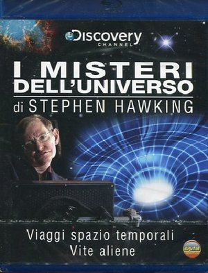 I MISTERI DELL'UNIVERSO (BLU-RAY+BOOKLET) IVA ASS.
