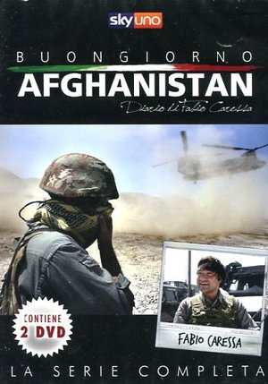 BUONGIORNO AFGHANISTAN - DIARIO DI FABIO CARESSA (ESENTE IVA) (DVD)