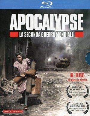 COF.APOCALYPSE - LA SECONDA GUERRA MONDIALE (3 BLU-RAY) ES.IVA
