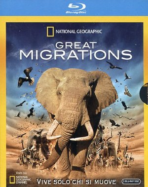 COF.GREAT MIGRATIONS (3 BLU-RAY) IVA ES.