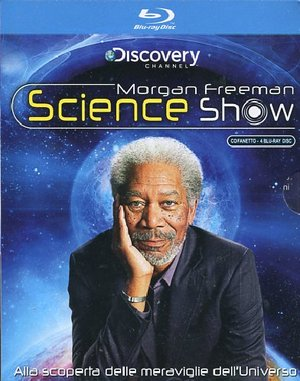 COF.MORGAN FREEMAN SCIENCE SHOW (4BLU-RAY) - IVA ES.