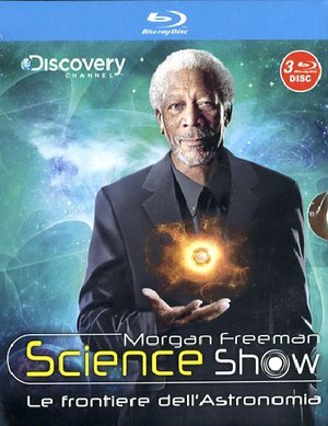 COF.MORGAN FREEMAN SCIENCE SHOW - LE FRONTIERE DELL'ASTRONOMIA (