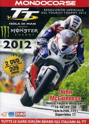 TOURIST TROPHY 2012 (2DVD+BOOK) (IVA ASSOLTA) (DVD)