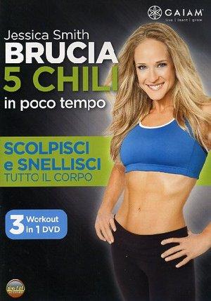 BRUCIA 5 CHILI (ESENTE IVA ) (DVD)