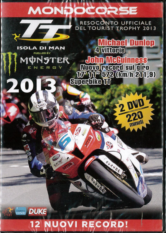 TOURIST TROPHY 2013 (2 DVD) (DVD)