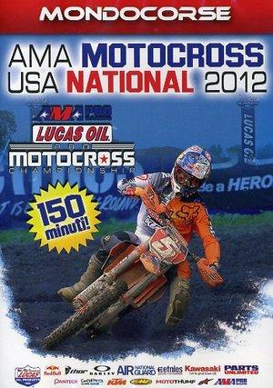 AMA MOTOCROSS USA NATIONAL 2012 (ESENTE IVA) (DVD)