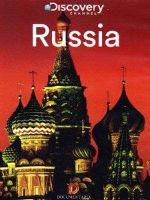 RUSSIA - DISCOVERY ATLAS (DVD)