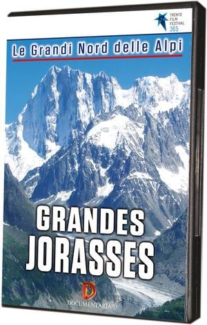 LE GRANDI NORD DELLE ALPI - GRANDES JORASSES (DVD)