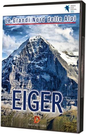LE GRANDI NORD DELLE ALPI - EIGER (DVD)