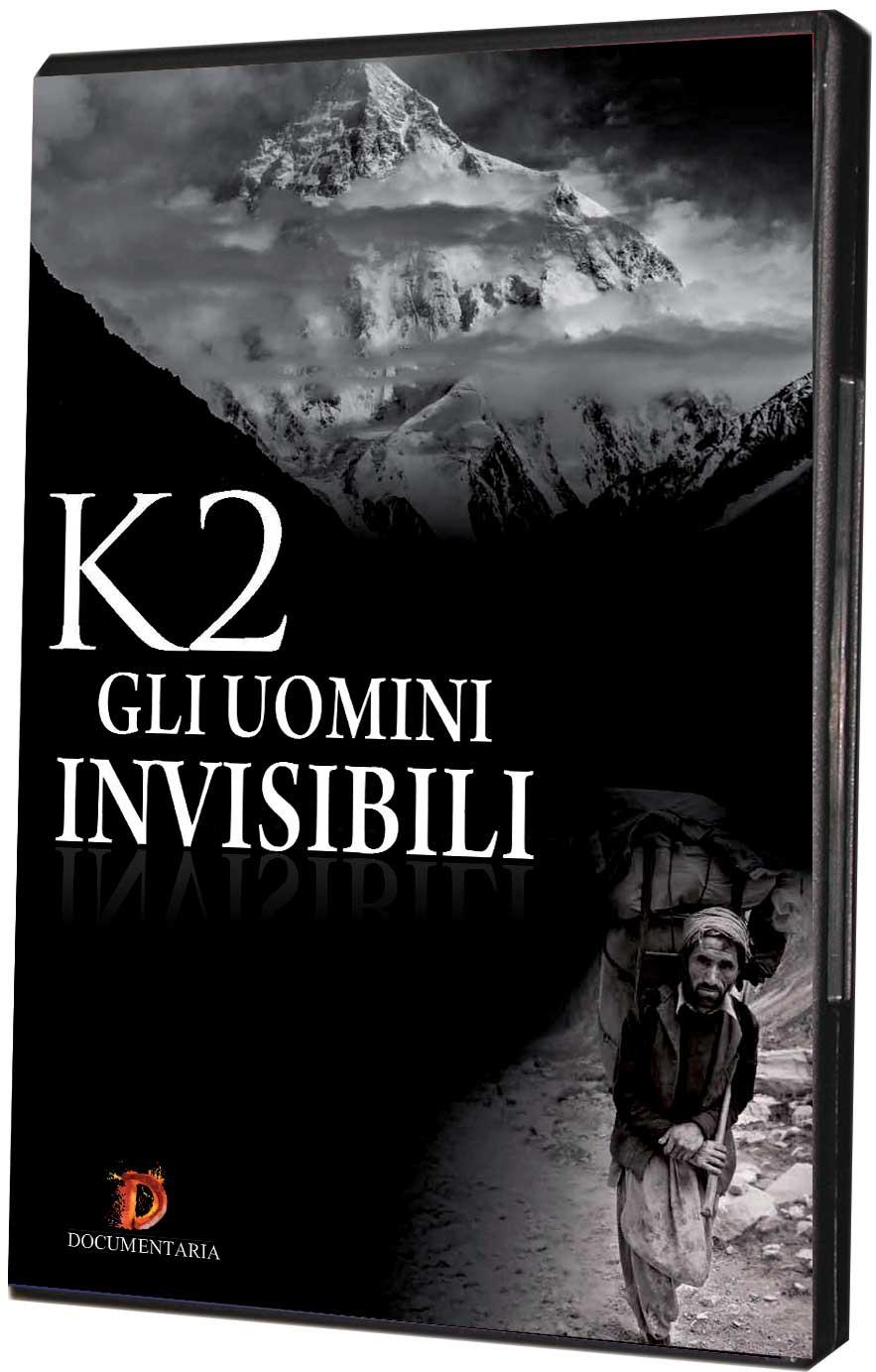 K2 - GLI UOMINI INVISIBILI (DVD)