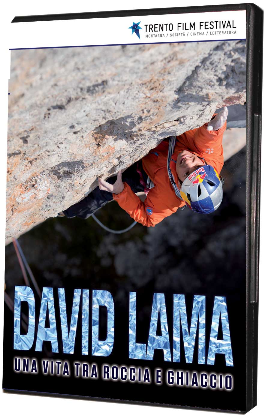 DAVID LAMA - UNA VITA TRA ROCCIA E GHIACCIO (DVD)