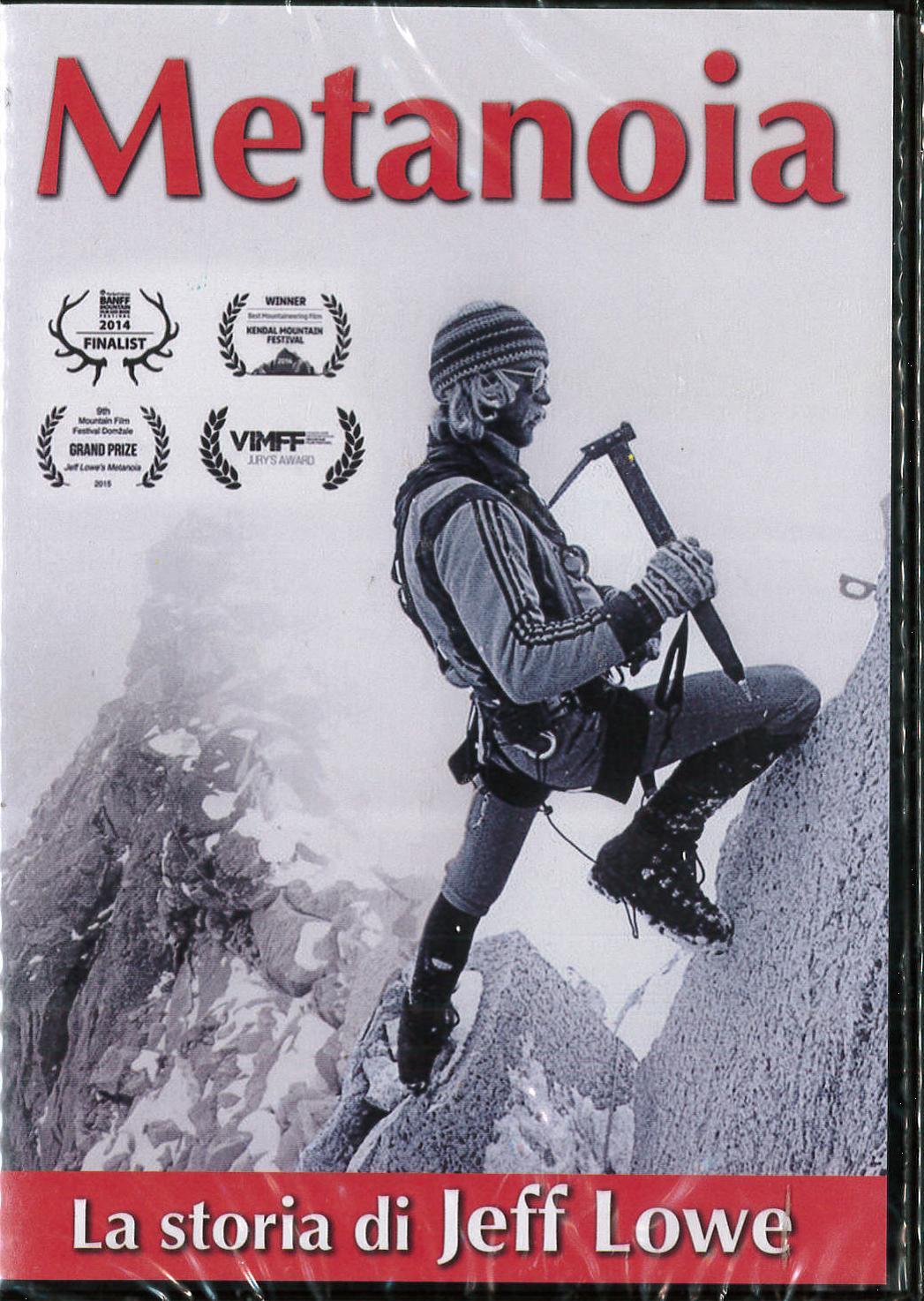 METANOIA DI JEFF LOWE (DVD)