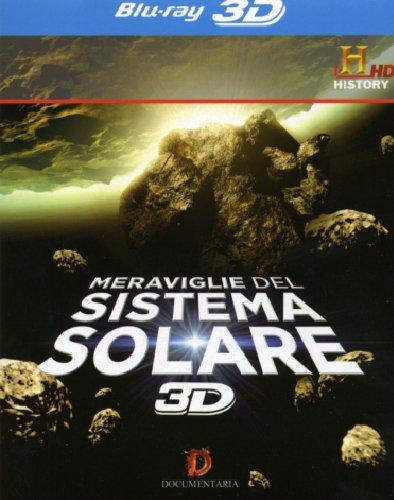 LE MERAVIGLIE DEL SISTEMA SOLARE (3D+2D)