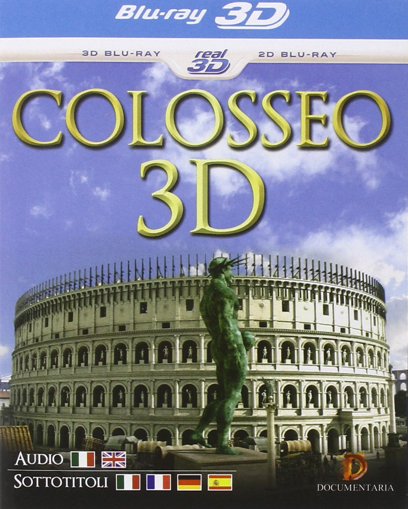 COLOSSEO 3D (BLU-RAY 3D) (IVA ES.)