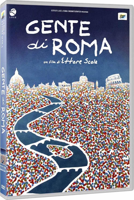 GENTE DI ROMA (DVD)