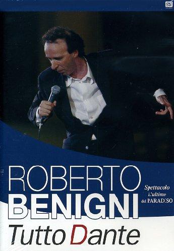 """TUTTO DANTE - SPETTACOLO """"L'ULTIMO DEL PARADISO"""" (DVD) (DVD)"""