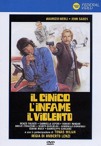 IL CINICO L'INFAME IL VIOLENTO (DVD)