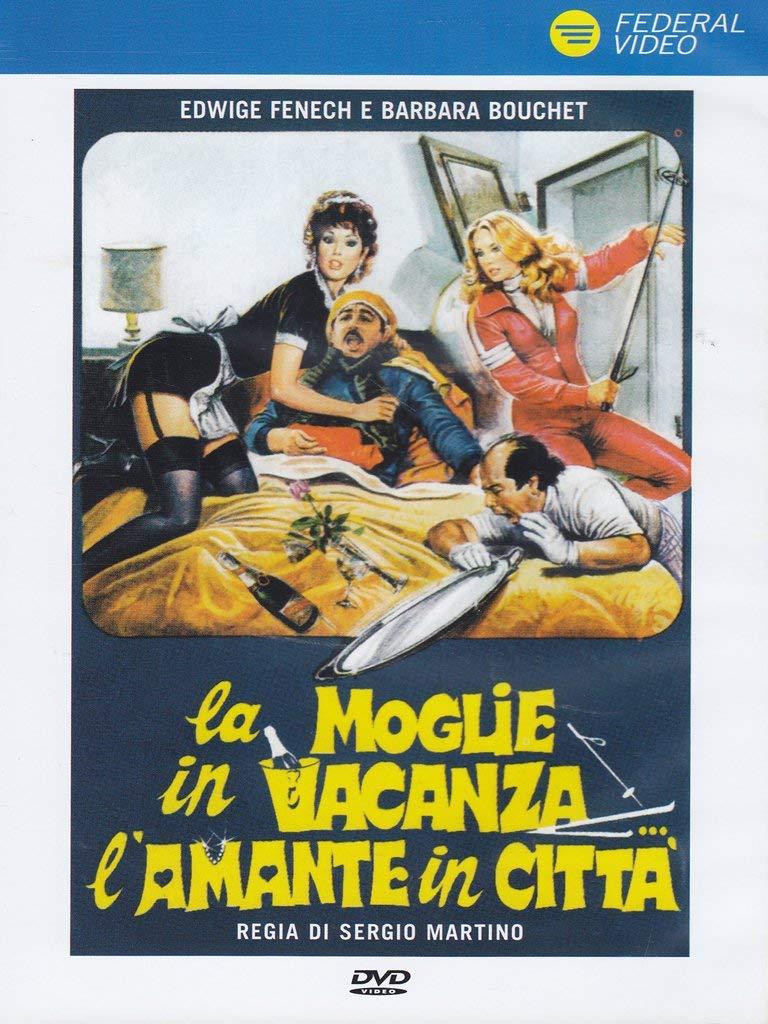 LA MOGLIE IN VACANZA L'AMANTE IN CITTA' (DVD)