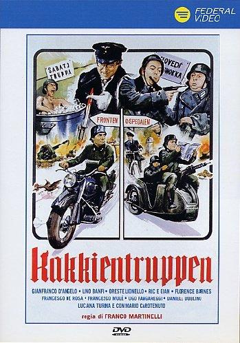 KAKKIENTRUPPEN (DVD)